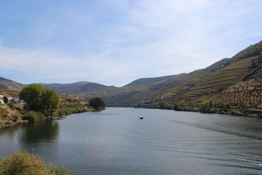 La vallée du Douro