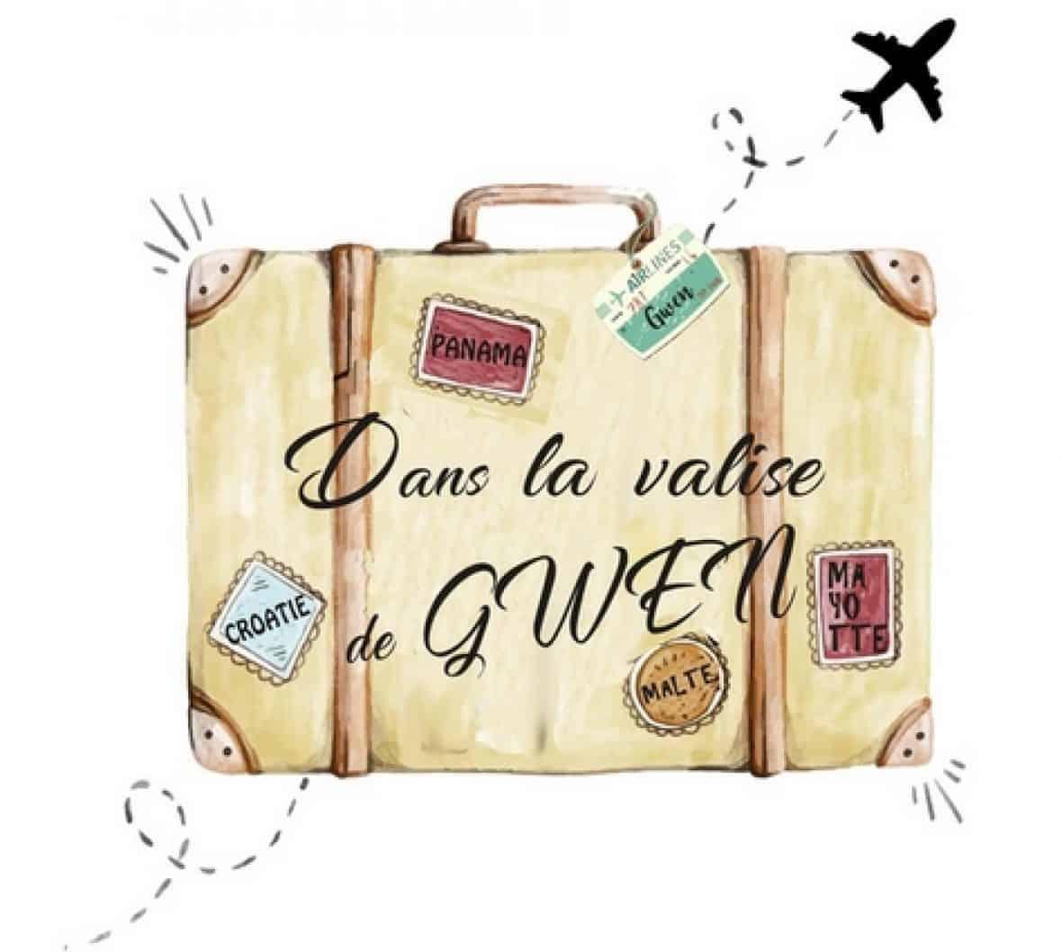 Dans la valise de Gwen
