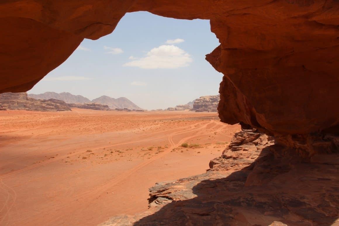 Voyage en Jordanie