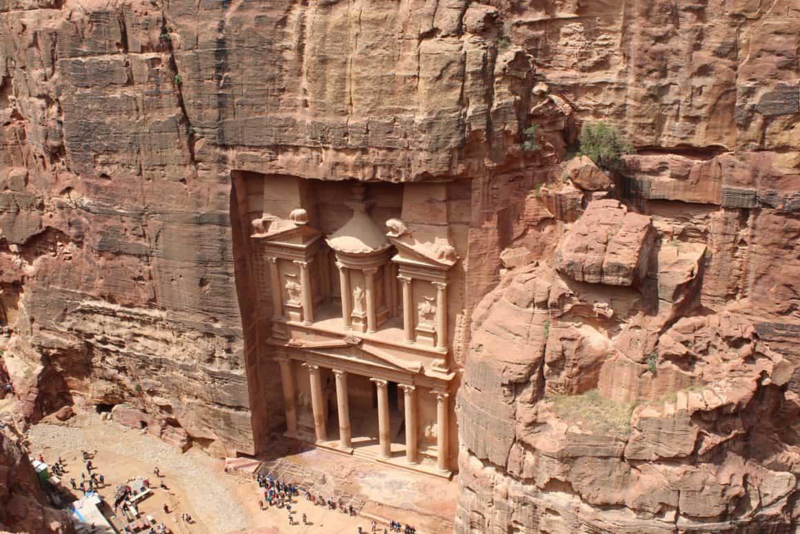 Les incontournables de Petra