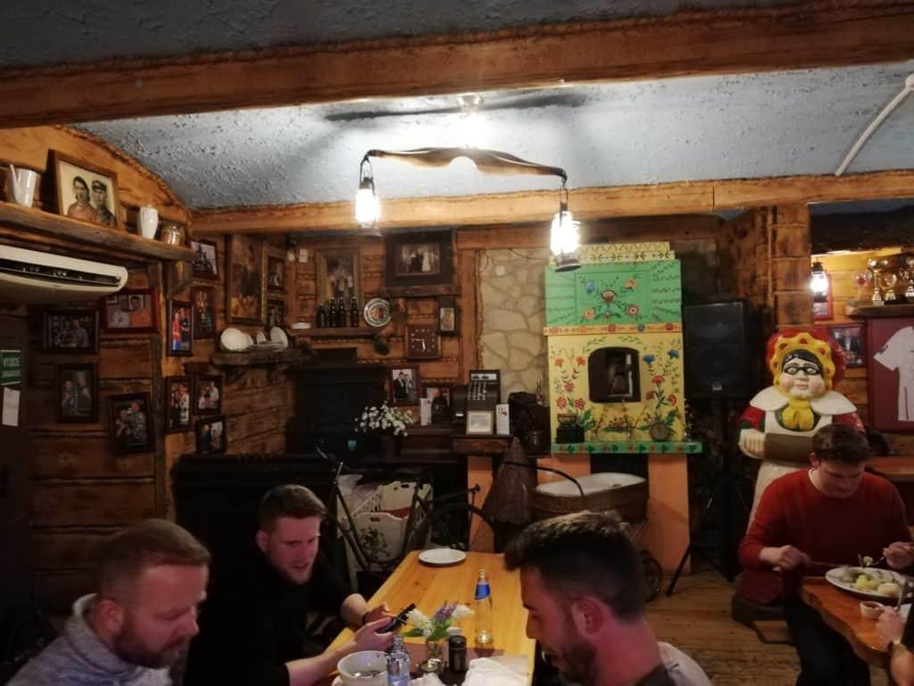 Bar à lait Cracovie