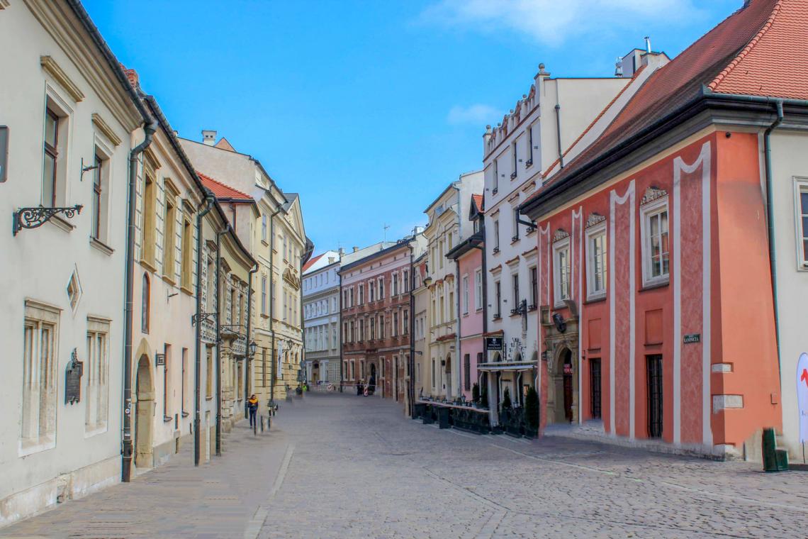 Visiter Cracovie