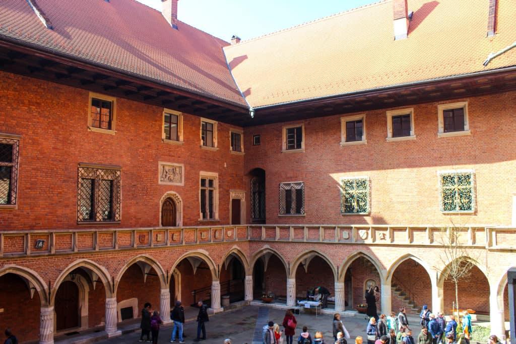 Collegium Maius Cracovie