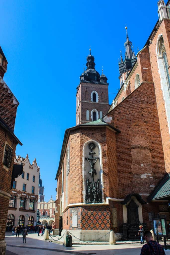 Centre historique de Cracovie