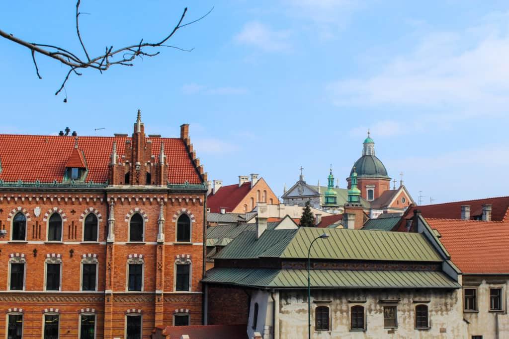 La colline du Wawel