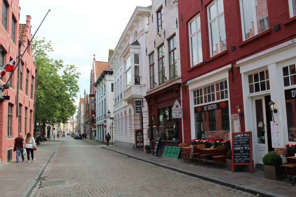 Visiter Bruges en 1 journée