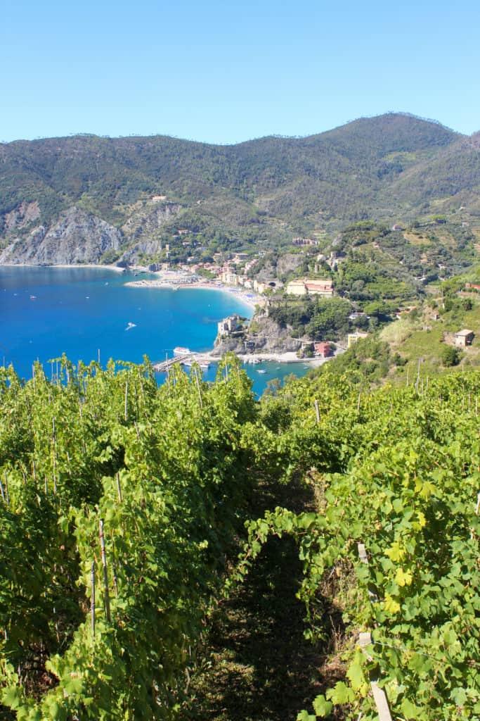Cinque Terre blog voyage