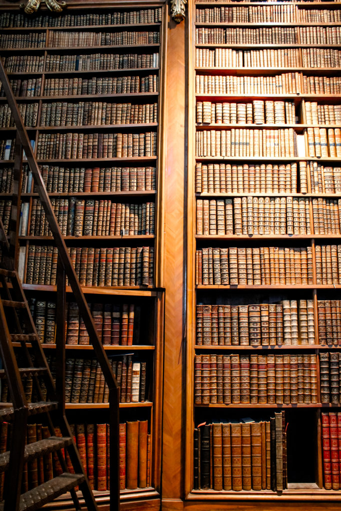 Bibilothèque nationale de Vienne