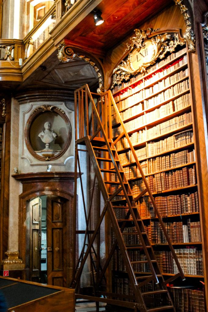 Bibliothèque nationale de vienne