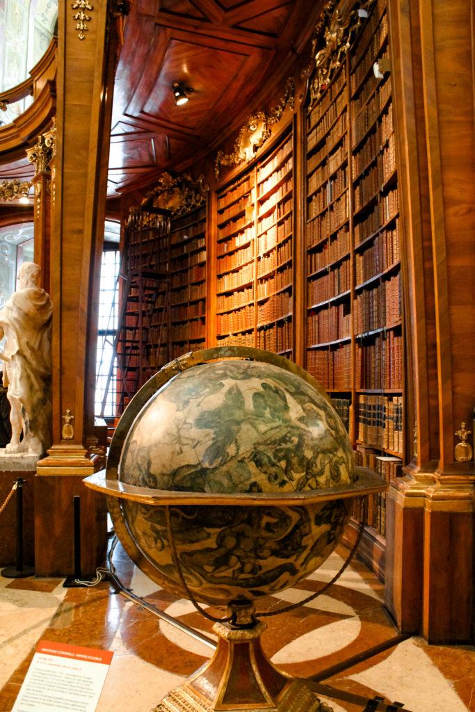 Bibliothèque nationale vienne
