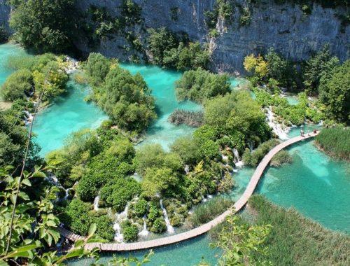 Que faire en croatie