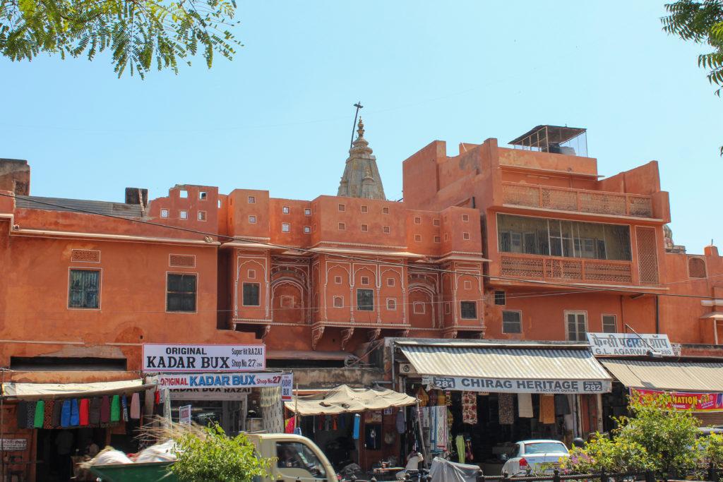 Jaipur voyage au Rajasthan