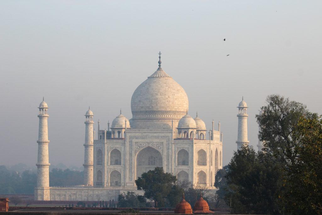 Taj Mahal voyage au Rajasthan