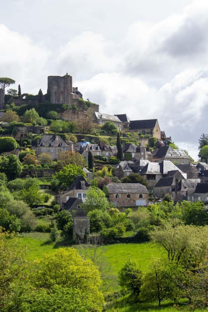 Turenne, plus beaux villages de corrèze