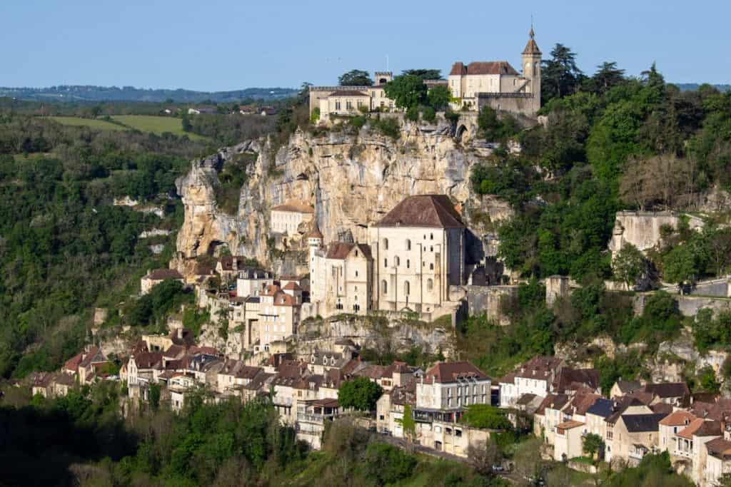 Rocamadour, plus beaux villages du Lot