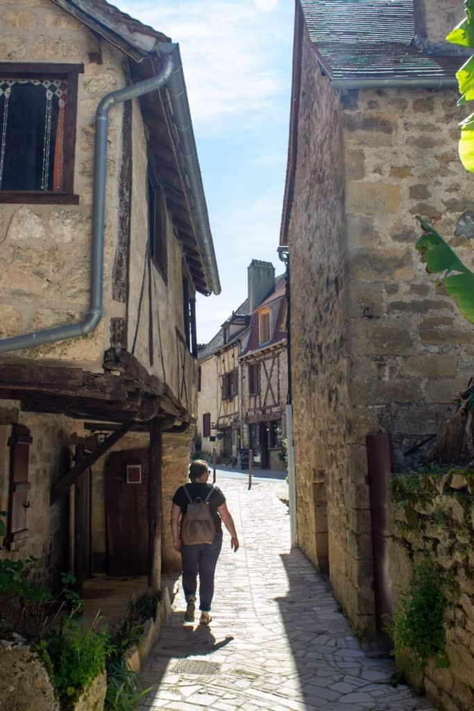 Autoir, plus beaux villages du Lot