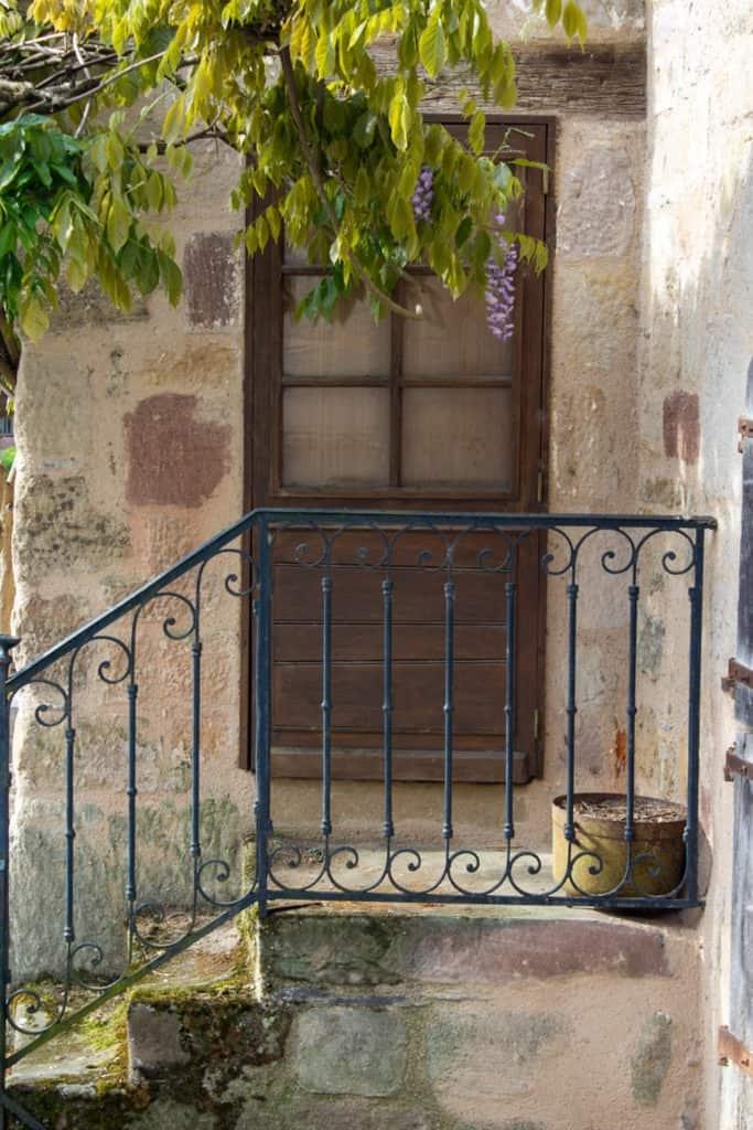 Curemonte, plus beaux villages de Corrèze