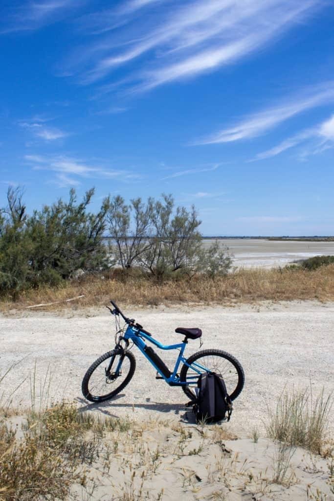 location vélo camargue
